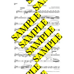 clarinet1 in B♭ p1